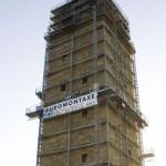 Andamio Motorizado. Torre De Hércules, A Coruña