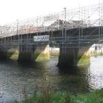 Andamio Tabular. Puente De Camariñas.